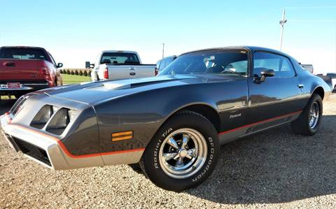 1981 Pontiac Firebird for sale in Clarence, IA