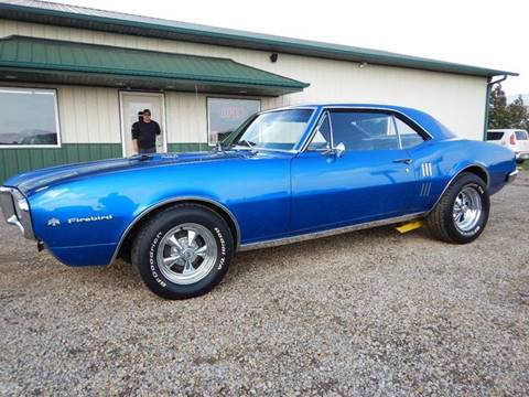 1967 Pontiac Firebird for sale in Clarence, IA