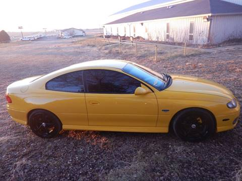 2004 Pontiac GTO for sale in Clarence, IA