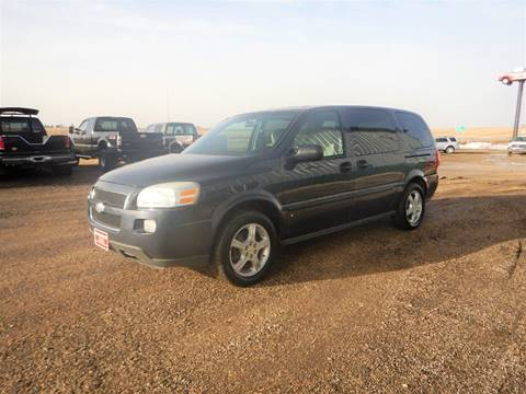 2008 Chevrolet Uplander for sale in Clarence, IA