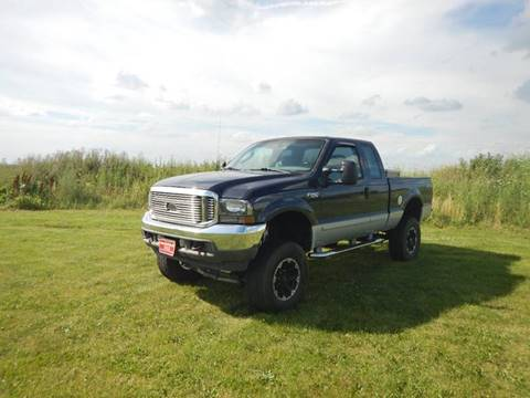 2003 Ford F-250 Super Duty for sale in Clarence, IA