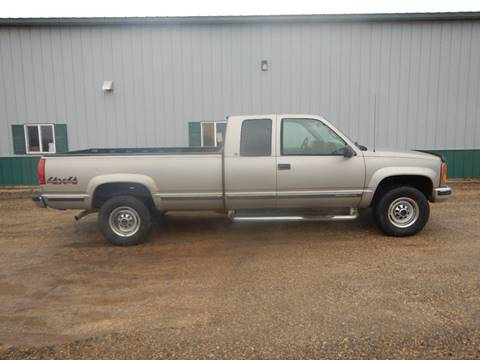 1998 GMC Sierra 2500 for sale in Clarence, IA