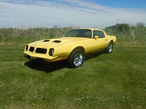 1976 Pontiac Firebird for sale in Clarence, IA