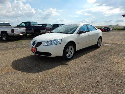 2008 Pontiac G6 for sale in Clarence, IA