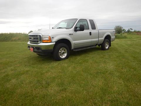 2001 Ford F-250 Super Duty for sale in Clarence, IA