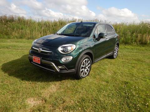 2016 FIAT 500X for sale in Clarence, IA