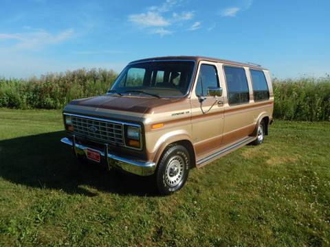 1985 Ford E-Series Cargo for sale in Clarence, IA