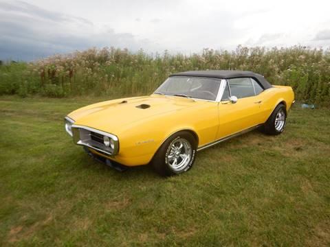 1967 Pontiac Firebird for sale in Clarence, IA