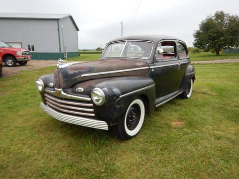 1946 Ford Super Deluxe for sale in Clarence, IA