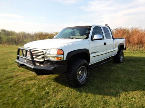 2001 GMC Sierra 2500HD for sale in Clarence, IA