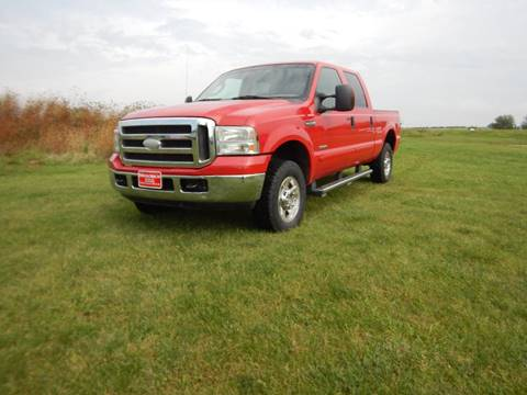 2005 Ford F-250 Super Duty for sale in Clarence, IA