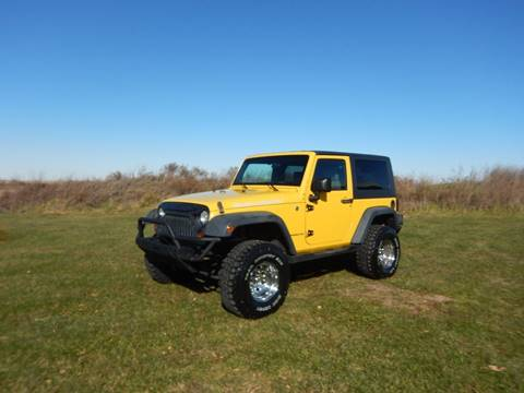 2008 Jeep Wrangler for sale in Clarence, IA