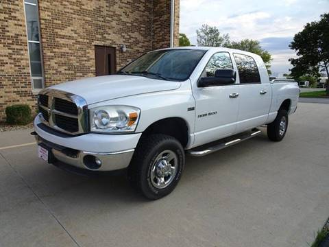 2007 Dodge Ram Pickup 1500 for sale in Clarence, IA