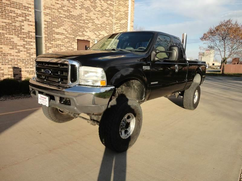 2000 Ford F-250 Super Duty 4dr XLT 4WD Extended Cab SB - Clarence IA