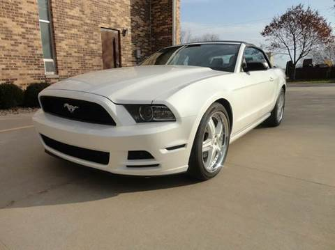 2013 Ford Mustang for sale in Clarence, IA