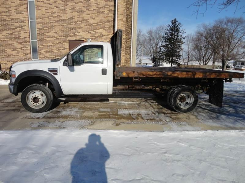 2008 Ford F-450 XL - Clarence IA