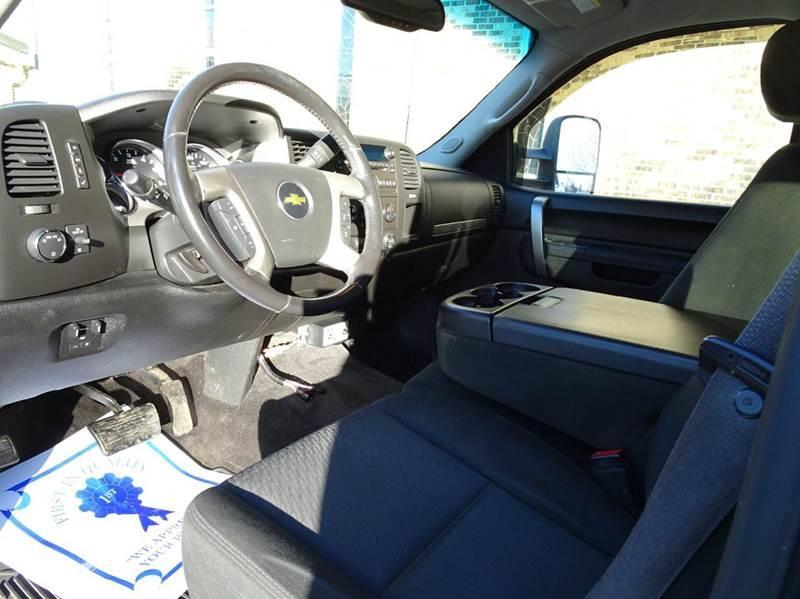 2011 Chevrolet Silverado 2500HD 4x4 LT 4dr Crew Cab SB - Clarence IA