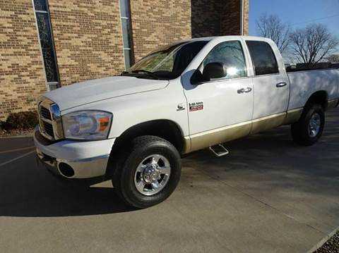 2007 Dodge Ram Pickup 2500 for sale in Clarence, IA