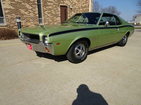 1968 AMC Javelin for sale in Clarence, IA