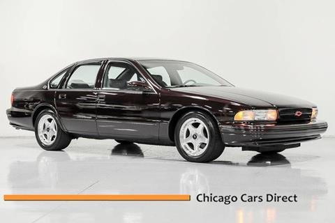 1996 Chevrolet Impala for sale in Addison, IL