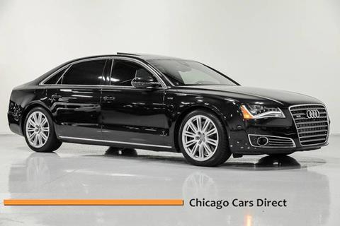 2013 Audi A8 L for sale in Addison, IL