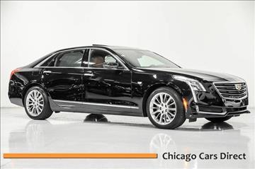 2016 Cadillac CT6 for sale in Addison, IL