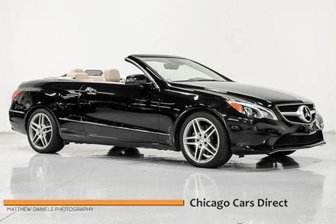 2014 Mercedes-Benz E-Class for sale in Addison, IL