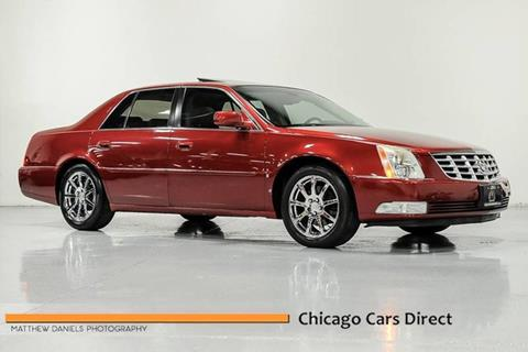 2008 Cadillac DTS for sale in Addison, IL