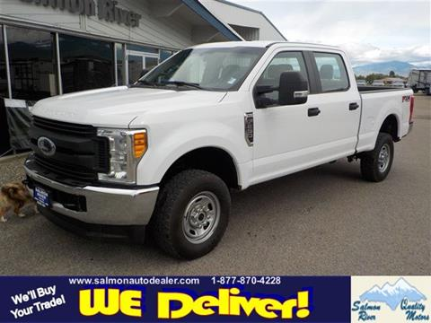 2017 Ford F-250 Super Duty for sale in Salmon, ID