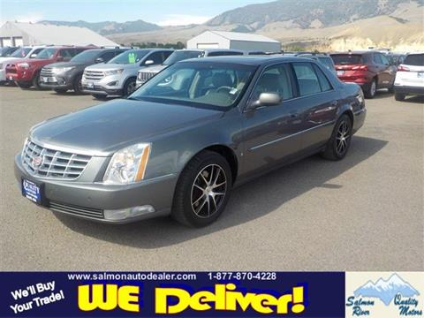 2006 Cadillac DTS for sale in Salmon, ID