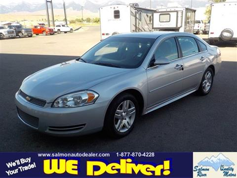 2012 Chevrolet Impala for sale in Salmon, ID