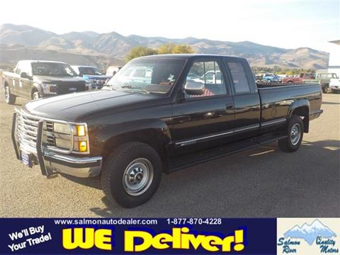 1990 Chevrolet C/K 2500 Series for sale in Salmon, ID