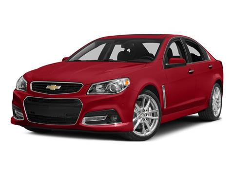 2015 Chevrolet SS for sale in Salmon, ID