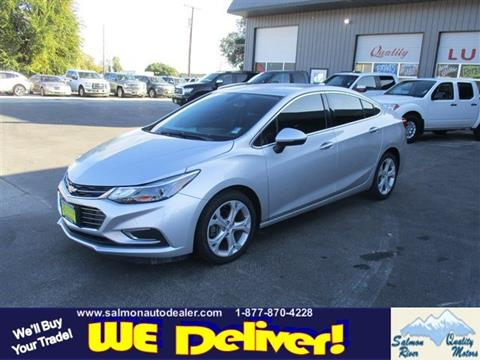 2016 Chevrolet Cruze for sale in Salmon, ID