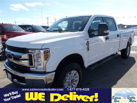 2018 Ford F-350 Super Duty for sale at QUALITY MOTORS in Salmon ID