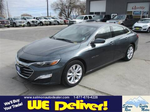 2019 Chevrolet Malibu for sale at QUALITY MOTORS in Salmon ID