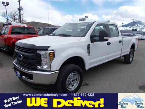 2019 Ford F-350 Super Duty for sale at QUALITY MOTORS in Salmon ID