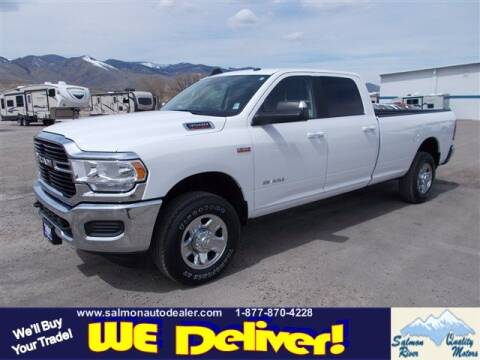 2019 RAM Ram Pickup 3500 for sale at QUALITY MOTORS in Salmon ID