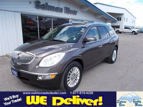 2008 Buick Enclave for sale at QUALITY MOTORS in Salmon ID