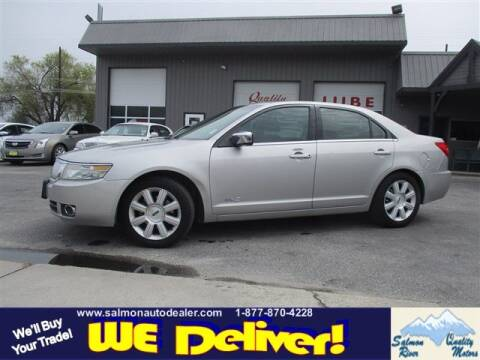 2008 Lincoln MKZ for sale at QUALITY MOTORS in Salmon ID