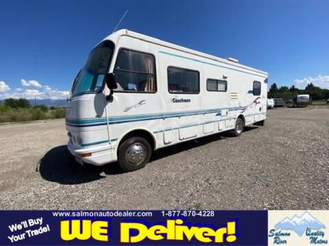 1999 Ford Motorhome Chassis for sale at QUALITY MOTORS in Salmon ID
