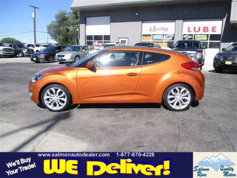 2015 Hyundai Veloster for sale at QUALITY MOTORS in Salmon ID