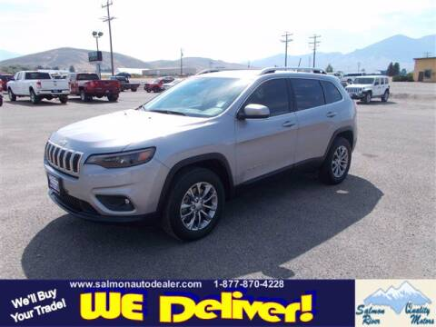 2019 Jeep Cherokee for sale at QUALITY MOTORS in Salmon ID