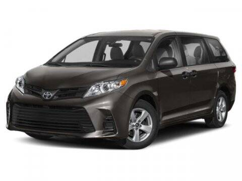 2020 Toyota Sienna for sale at QUALITY MOTORS in Salmon ID
