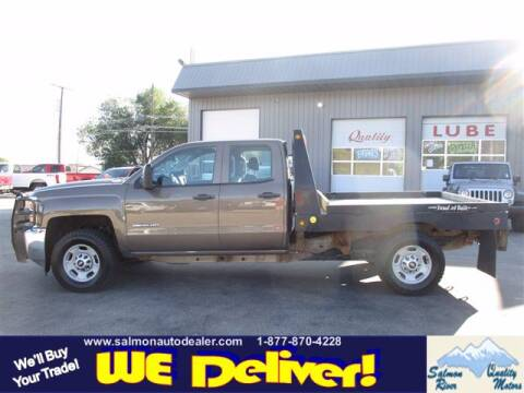 2015 Chevrolet Silverado 2500HD for sale at QUALITY MOTORS in Salmon ID