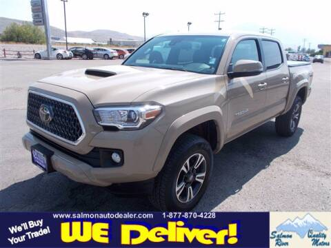 2019 Toyota Tacoma for sale at QUALITY MOTORS in Salmon ID