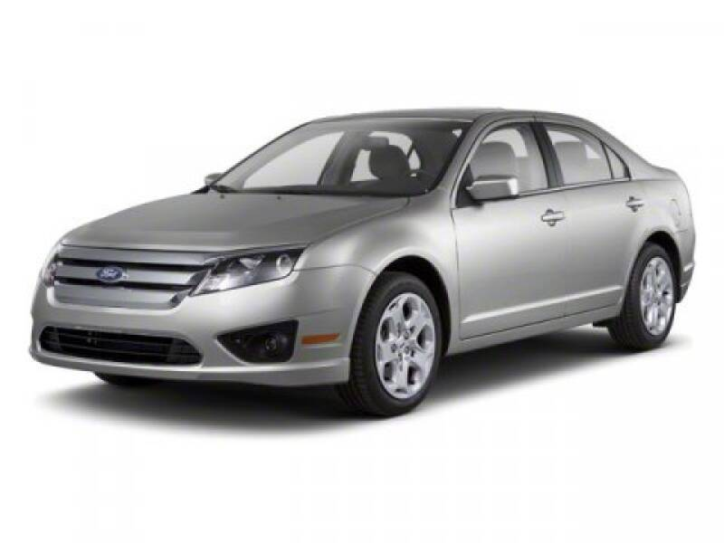 2012 Ford Fusion for sale at QUALITY MOTORS in Salmon ID