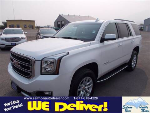 2019 GMC Yukon for sale at QUALITY MOTORS in Salmon ID