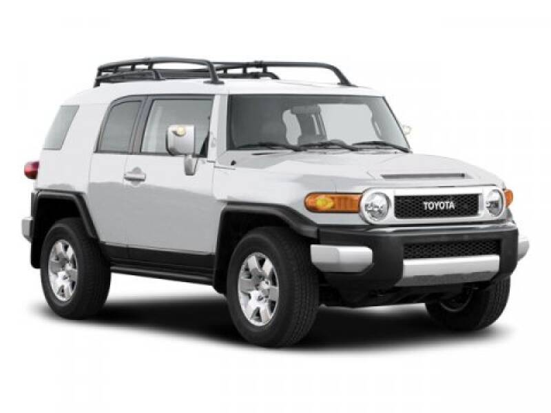 2008 Toyota FJ Cruiser for sale at QUALITY MOTORS in Salmon ID