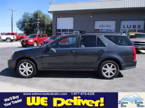2004 Cadillac SRX for sale at QUALITY MOTORS in Salmon ID
